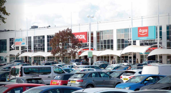 Morfa Shopping Park Retail Park In Swansea